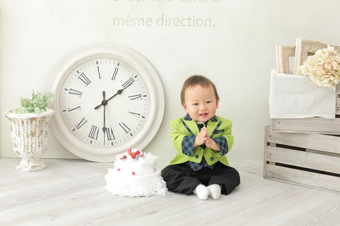 1歳の記念日