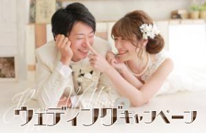 ウェディングキャンペーン💕結婚式の前撮り、フォトウェディングにも【2019】